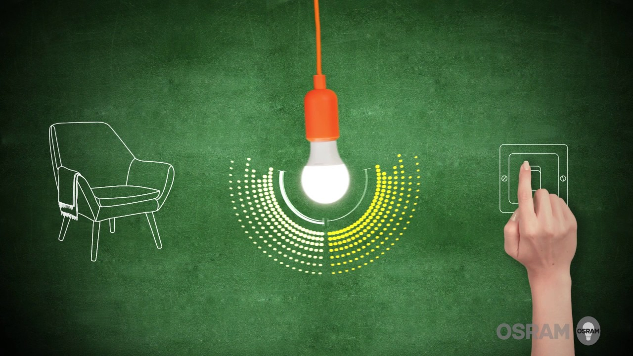 Osram le nuove lampadine led intelligenti blog illuminante - Le nuove lampadine ...