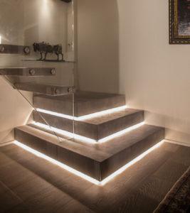 Come si usano le strisce a LED? Ecco 5 idee con foto