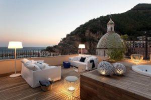 Luci e lampade per l'illuminazione LED del terrazzo