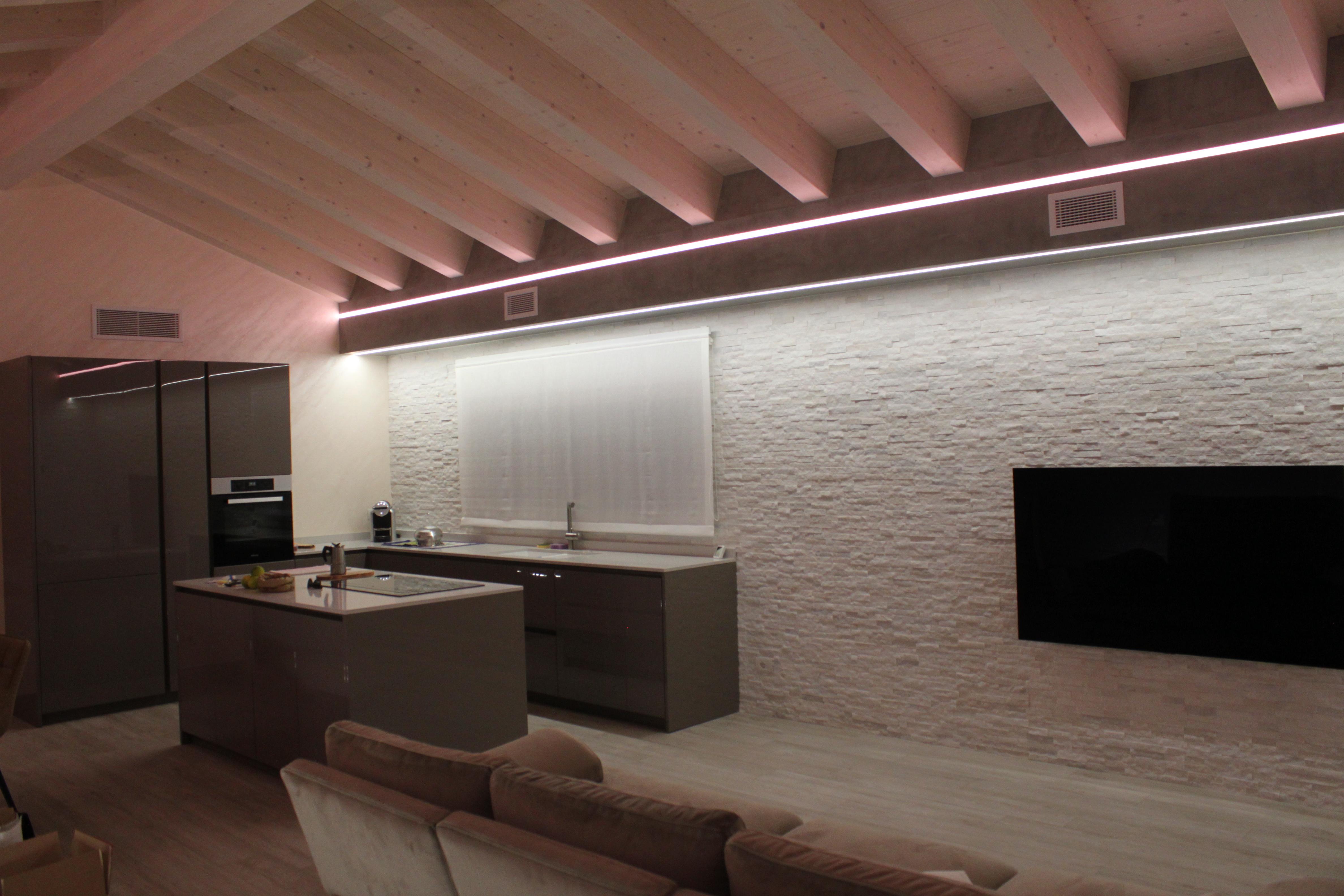 Come Illuminare Una Cucina come illuminare un open space (con foto!) - blog illuminante