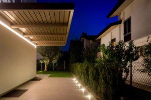 Illuminazione a led per il tuo giardino
